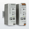 Quint Power DIN-mount power supplies in stock at RS Components, with dynamic boost for high starting