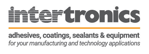 Intertronics supplies adhesives, coatings, sealants and equipment