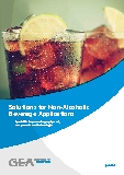 Solutions for Non-Alcoholic Beverage Applications