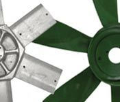 Industrial Fans, Impellers, Blowers and other commercial fans can be custom-made per OEM specifications.