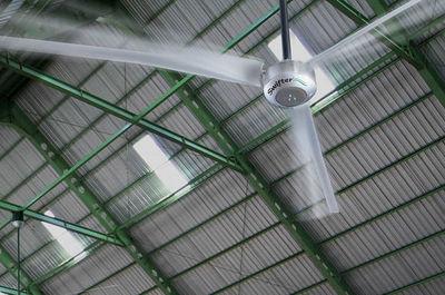 HVLS Fans, Ceiling Fans, Big Industrial Fans, Solar Fans