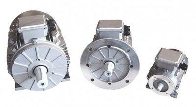 Low Voltage Aluminium Motors