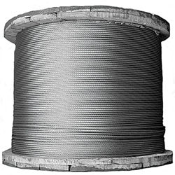 Murphy Industrial Galvanized Steel Aircraft Cables