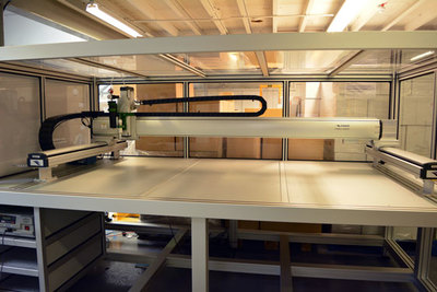 New guidance from Intertronics – How to specify a dispensing robot to increase quality and cut costs