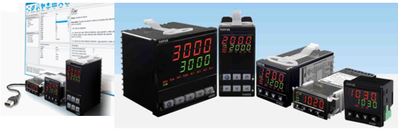 Process Control & Indication  using the FieldLogger