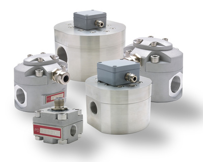 High Pressure Hastelloy C Flowmeters for Hazardous Areas