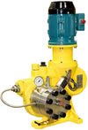 Highly Efficient, Leak Tight and Non-Contaminating Compact Gas Compressors